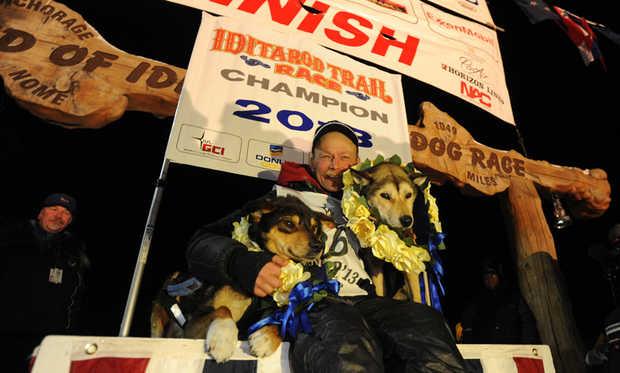 Another Seavey Iditarod Win!