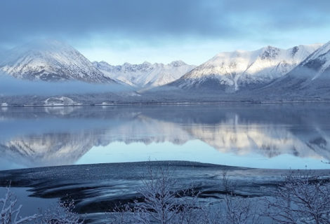 Serenic Turnagain Arm